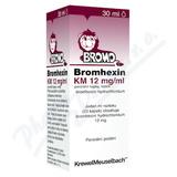 Bromhexin 12 KM kapky 30ml