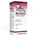 Bromhexin 8 KM kapky 100ml 8mg/ml