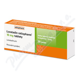 Loratadin-Ratiopharm 10mg 30 tablet
