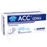 ACC Long 600mg 10 šumivých tablet (FST)