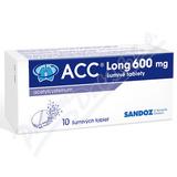 ACC Long 600mg 10 šumivých tablet (FST)