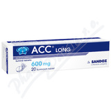 ACC Long 600mg 20 šumivých tablet (FST)