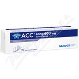 ACC Long 600mg 20 šumivých tablet (FST)