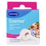Náplast COSMOS cívková jemná 1. 25cmx5m 1ks