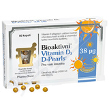 Bioaktivní Vitamin D3 D-Pearls 38mcg cps. 80