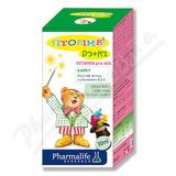 Pharmalife D3+K2 vitamin pro děti 30ml