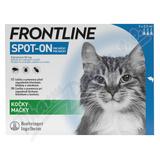 Frontline Spot On Cat pipeta 3x0. 5ml