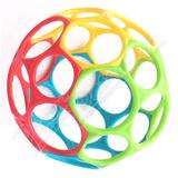 BRIGHTSTARTS Hračka OBALL Classic 10cm 0m+ mix