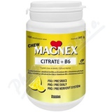 Magnex Citrate 375mg+B6 chew tbl. 100