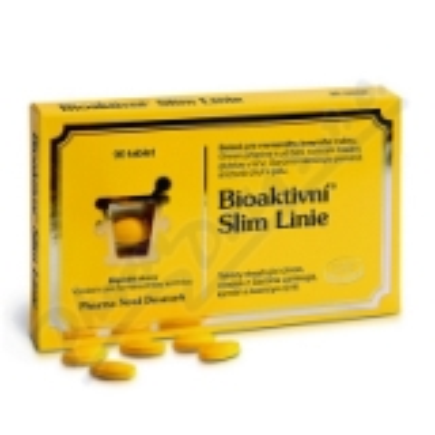 Bioaktivní Slim-Linie tbl. 90