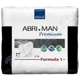 Inkontinentní vložky Abri Man Formula 1 pro muže.  14ks