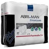 Inkontinentní vložky Abri Man Formula 2 pro muže.  14ks