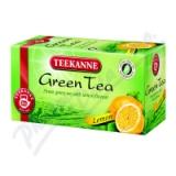 TEEKANNE Zelený čaj citrón n. s. 20x1. 75g