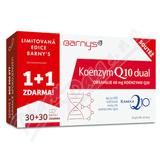 Barnys Koenzym Q10 Dual 60mg 1+1 cps. 60