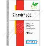 Zinavit 600 cucavé tablety 40 ks Generica