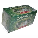 Zelený čaj 20x1. 5g Fytopharma