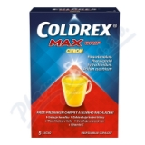 Coldrex Maxgrip Citron por. plv. sol. 5ks(sáč)