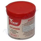 Fan sladidlo Sacharin 50g-800 tablet