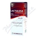Lactulosa Biomedica por. sir. 1x500ml 50%