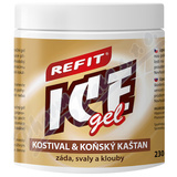 Refit Ice gel s kostivalem 230ml hnědý
