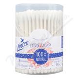 Vatové tyčinky LINTEO 150ks (dóza)