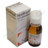 Nootropil 20% Oral Solution roztok 125ml