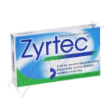 Zyrtec 10mg 7 tablet
