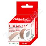 Náplast Fixaplast cívka 2. 5cmx5m