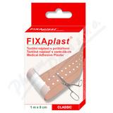 Náplast Fixaplast Classic 1mx8cm text. s polšt.