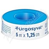 URGO SYVAL Fixační náplast 5mx1. 25cm