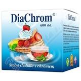 DiaChrom tbl. 600 nízkokalorické sladidlo