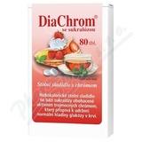 DiaChrom se sukralózou tbl. 80 nízkokalor. sladidlo