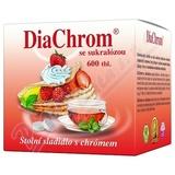 DiaChrom se sukralózou tbl. 600 nízkokalor. sladidlo