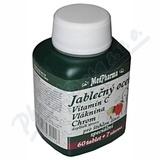 MedPharma Jablečný ocet+vlák. +vit. C+chrom tbl. 67
