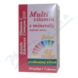 MedPharma Multivitamín s minerály+extra C tbl. 37