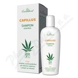 Cannaderm Capillus seborea šampon 150ml