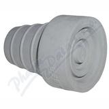 Násadec na berle č. 3 TS pryž. šedý kovov. výztuž