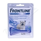 Frontline Spot On Dog M 1x1 pipeta 1. 34 ml