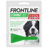 Frontline Combo Spot on Dog XL 1x1 pipeta 4. 02ml