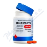 Apo-Ibuprofen 400mg 30 tablet