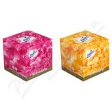 Kapesník papírový LINTEO Premium 3vrst. 60ks kostka