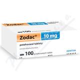 Zodac 10mg 100 tablet