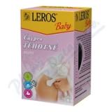 LEROS BABY Čaj pro těhotné ženy n. s. 20x2g