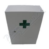 Lékárnička nást. dřev. bílá do 15 osob Steriwund