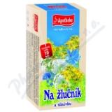 Apotheke Na žlučník a slinivku čaj 20x1. 5g n. s.