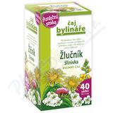 Čaj Bylináře Žlučník+slinivka n. s.  40x1. 6g