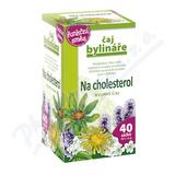 Čaj Bylináře Cholesterol n. s.  40x1. 6g