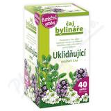 Čaj Bylináře Uklidňující n. s.  40x1. 6g