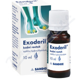 Exoderil roztok 1x10ml-100mg