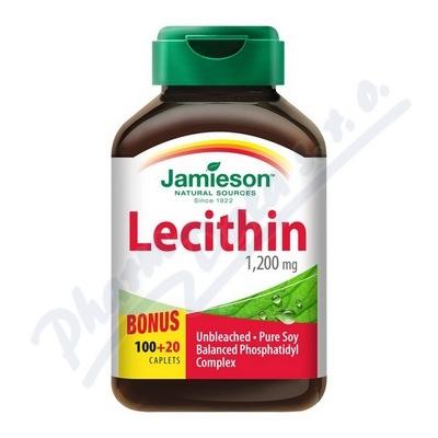 JAMIESON Lecitin 1200 mg cps.120